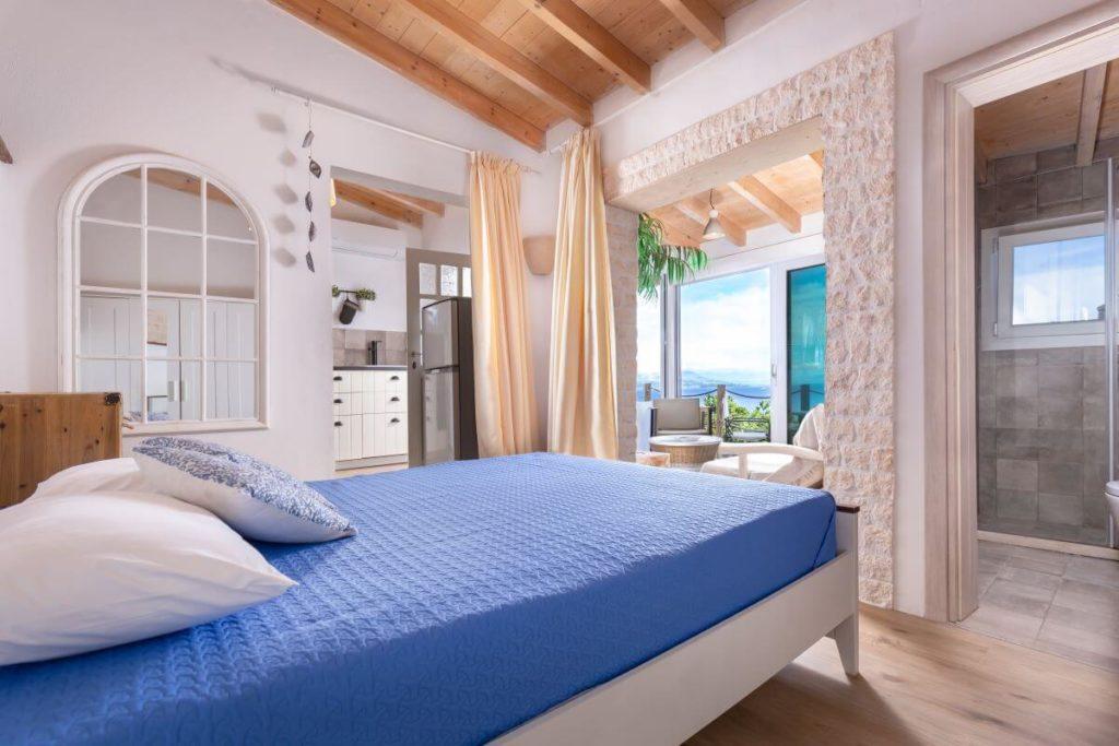 Corfu view Barbati